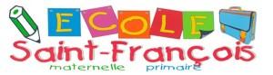 Ecole Privée Saint-François – Caen Logo